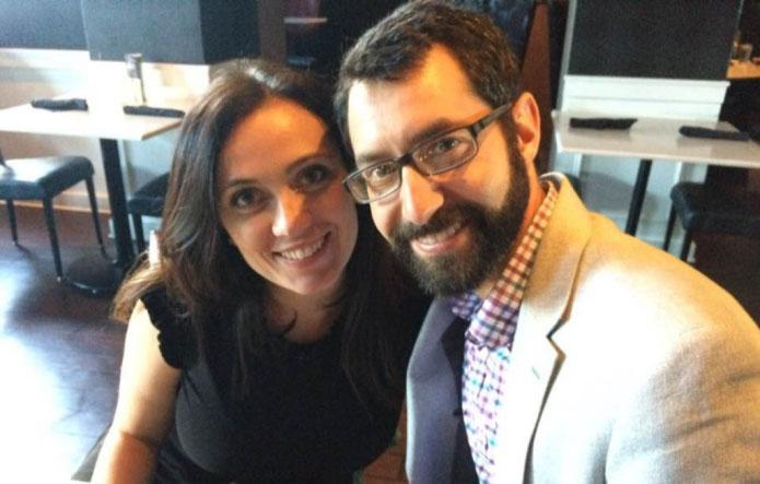 David & Katy Katz, Co-founders